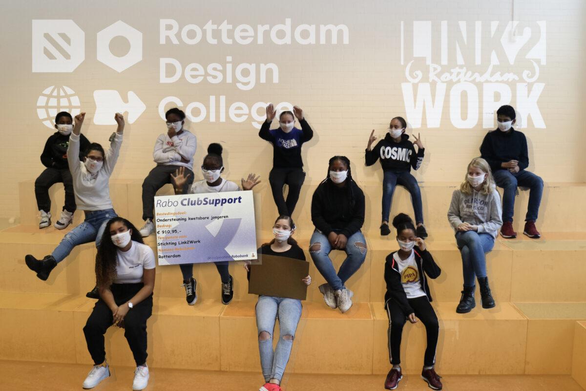 In korte tijd krijgt Link2Work meerdere donaties voor Wijkrestaurant in Delfshaven